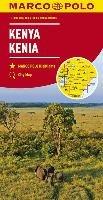 MARCO POLO Länderkarte Kenia 1:1 000 000