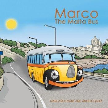 Marco the Malta Bus-Evans Margaret