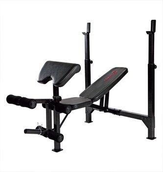 Marcy, Ławka treningowa be5000 olympic width barbell bench-MARCY