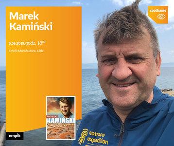 Marek Kamiński | Empik Manufaktura
