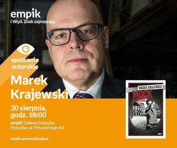 Marek Krajewski | Empik Galeria Rzeszów