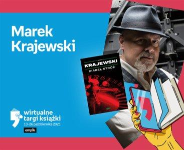 Marek Krajewski – PREMIERA | Wirtualne Targi Książki