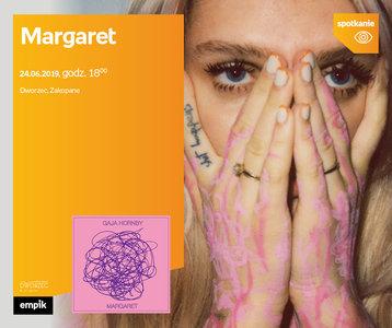 Margaret | Empik Dworzec