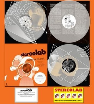 Margerine Eclipse (Expanded Clear Vinyl)-Stereolab