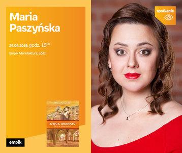 Maria Paszyńska   Empik Manufaktura