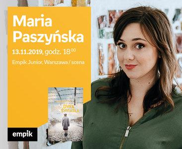 Maria Paszyńska | Scena Empik Junior