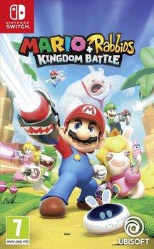 Mario + Rabbids: Kingdom Battle-Ubisoft