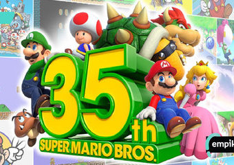 Mario skończył 35 lat! Fenomen serii Super Mario Bros