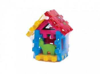 Marioinex, klocki konstrukcyjne Domek z Kotkiem-Marioinex