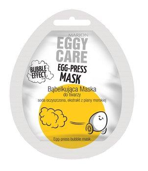 Marion, Eggy Care, maska na twarz bąbelkująca, 4 g-Marion