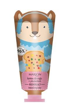 Marion, Hand Care, krem do rąk i paznokci regenerujący Bakaliowy Keks, 50 ml-Marion
