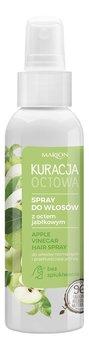 Marion, Kuracja Octowa, spray do włosów z octem jabłkowym, 130 ml-Marion