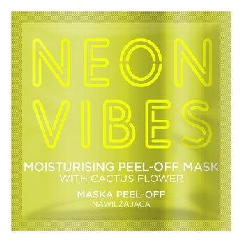Marion, Neon Vibes, maska do twarzy peel-off nawilżającam 8 g-Marion
