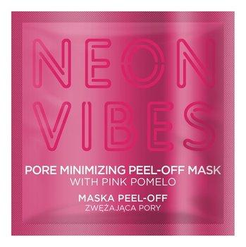 Marion, Neon Vibes, maska do twarzy peel-off zwężająca pory, 8 g-Marion