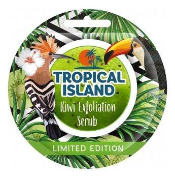 Marion, Tropical Island, peeling złuszczający do twarzy Kiwi, 10 g-Marion