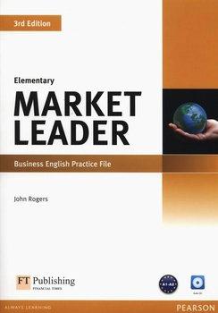 Market Leader. Elementary Business English Practice File + CD-Rogers John