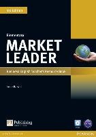 Market Leader. Elementary Teacher's Resource Book (with Test Master CD-ROM) - Cotton David