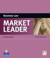 Market Leader ESP Book. Specialist Books Intermediate - Upper Intermediate Business Law - Widdowson Robin A.
