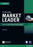 Market Leader. Pre-Intermediate Teacher's Resource Book (with Test Master CD-ROM) - Mascull Bill, Lansford Lewis, Cotton David, Falvey David, Kent Simon
