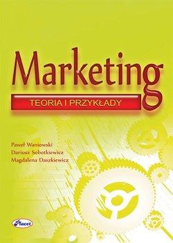 Marketing. Teoria i przykłady                      (ebook)