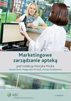 Marketingowe zarządzanie apteką                      (ebook)