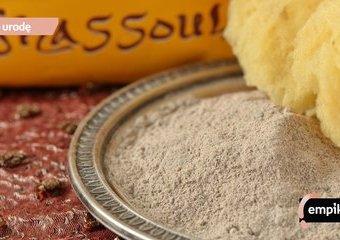 Marokańska glinka ghassoul – domowa maseczka na oczyszczenie porów