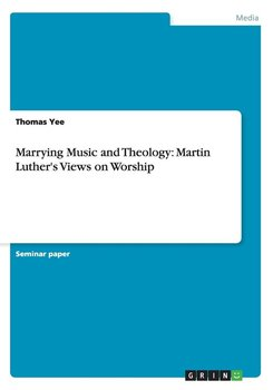 Marrying Music and Theology - Yee Thomas