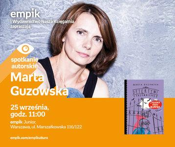 Marta Guzowska   Empik Junior