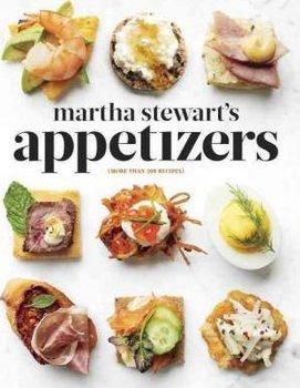 Martha Stewart's Appetizers-Stewart Martha