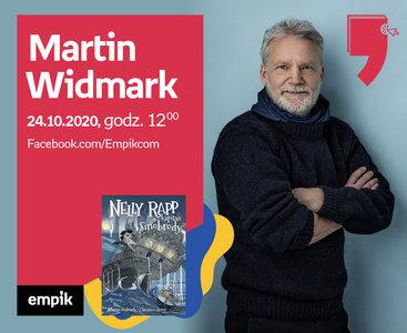 Martin Widmark – Spotkanie   Wirtualne Targi Książki. Przecinek i Kropka