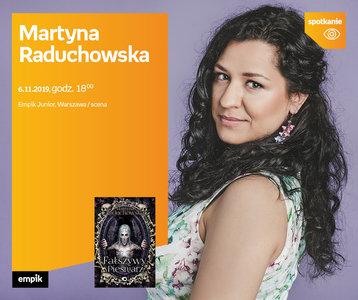Martyna Raduchowska | Scena Empik Junior