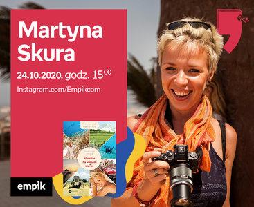 Martyna Skura – Premiera | Wirtualne Targi Książki
