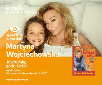 Martyna Wojciechowska | Empik Junior