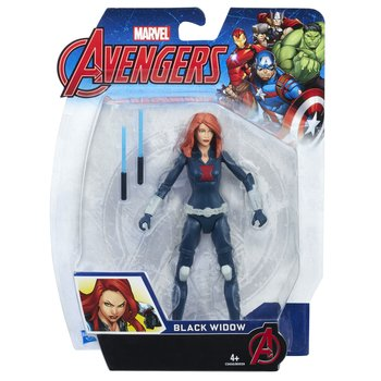 33eb6783f Marvel AVENGERS, figurka Czarna Wdowa - Marvel | Sklep EMPIK.COM