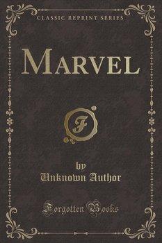 Marvel (Classic Reprint)-Author Unknown