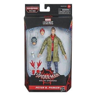 Marvel, figurka kolekcjonerska Peter Parker Legends-Marvel