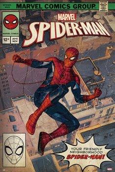 Marvel Spider-Man Comic - plakat 61x91,5 cm-Grupoerik