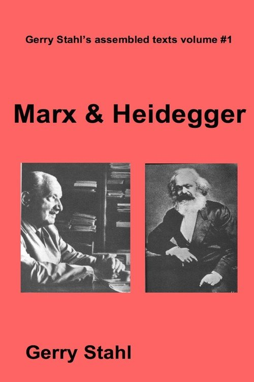 Marx doctoral dissertation