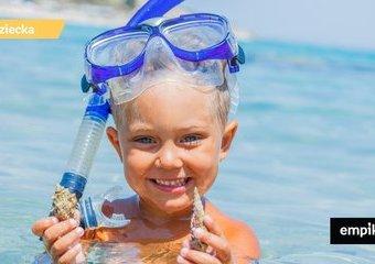 Maski i zestawy do nurkowania dla dzieci – jak je wybrać?