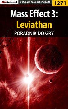Mass Effect 3: Leviathan - poradnik do gry-Kozłowski Maciej Czarny