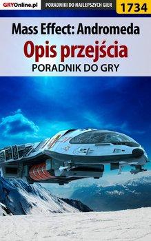Mass Effect: Andromeda. Opis przejścia. Poradnik do gry-Hałas Jacek Stranger, Bugielski Jakub