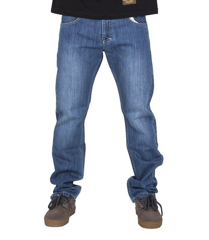 Mass, Spodnie męskie, Capitol Light, rozmiar 36