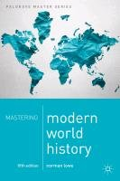 Mastering Modern World History-Lowe Norman