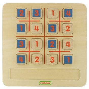 Masterkidz, tablica edukacyjna Gra mini sudoku-Masterkidz