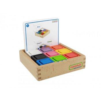 Masterkidz, zabawka edukacyjna Sorter Kolorów-Masterkidz