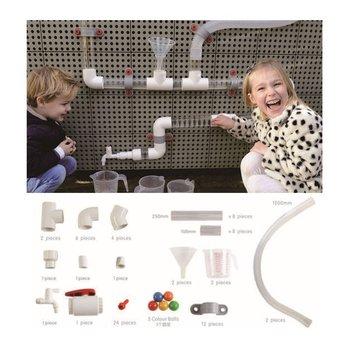 Masterkidz, zabawka edukacyjna System rur do tablicy-Masterkidz