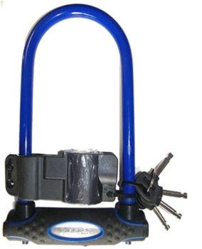 Masterlock, Zapięcie rowerowe, 8195 U-lock, niebieski, 210 mm-Master Lock