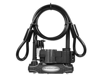 Masterlock, Zapięcie rowerowe, 8274 U-lock, czarny, 210 mm-Master Lock