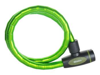 Masterlock, Zapięcie rowerowe, Quantum 8228, zielony, 100 cm -Master Lock