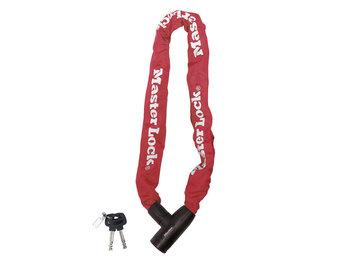 Masterlock, Zapięcie rowerowe, Quantum 8391, czerwony, 90 cm -Master Lock